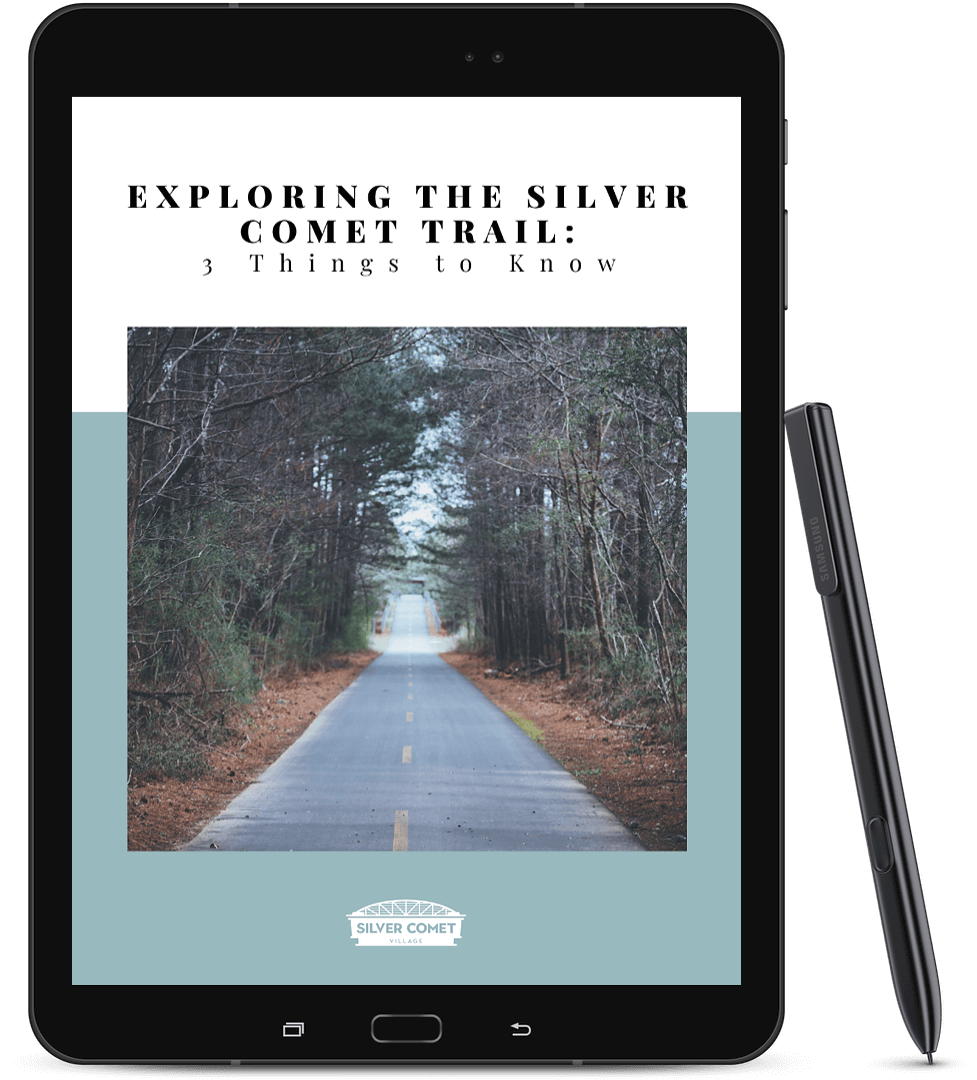 3 things to know about the Silver Comet Trail