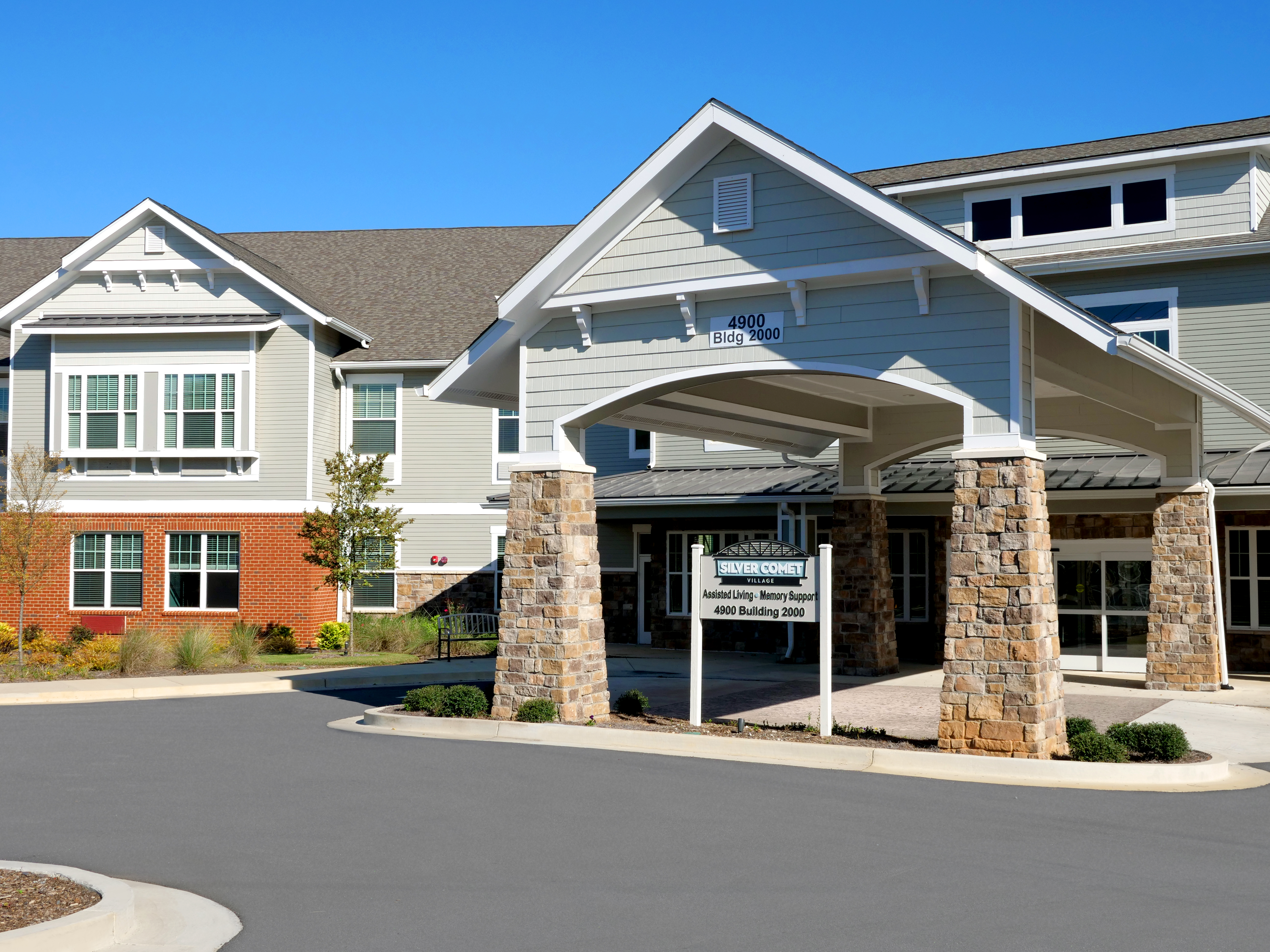 Assisted Living and Memory Support Building